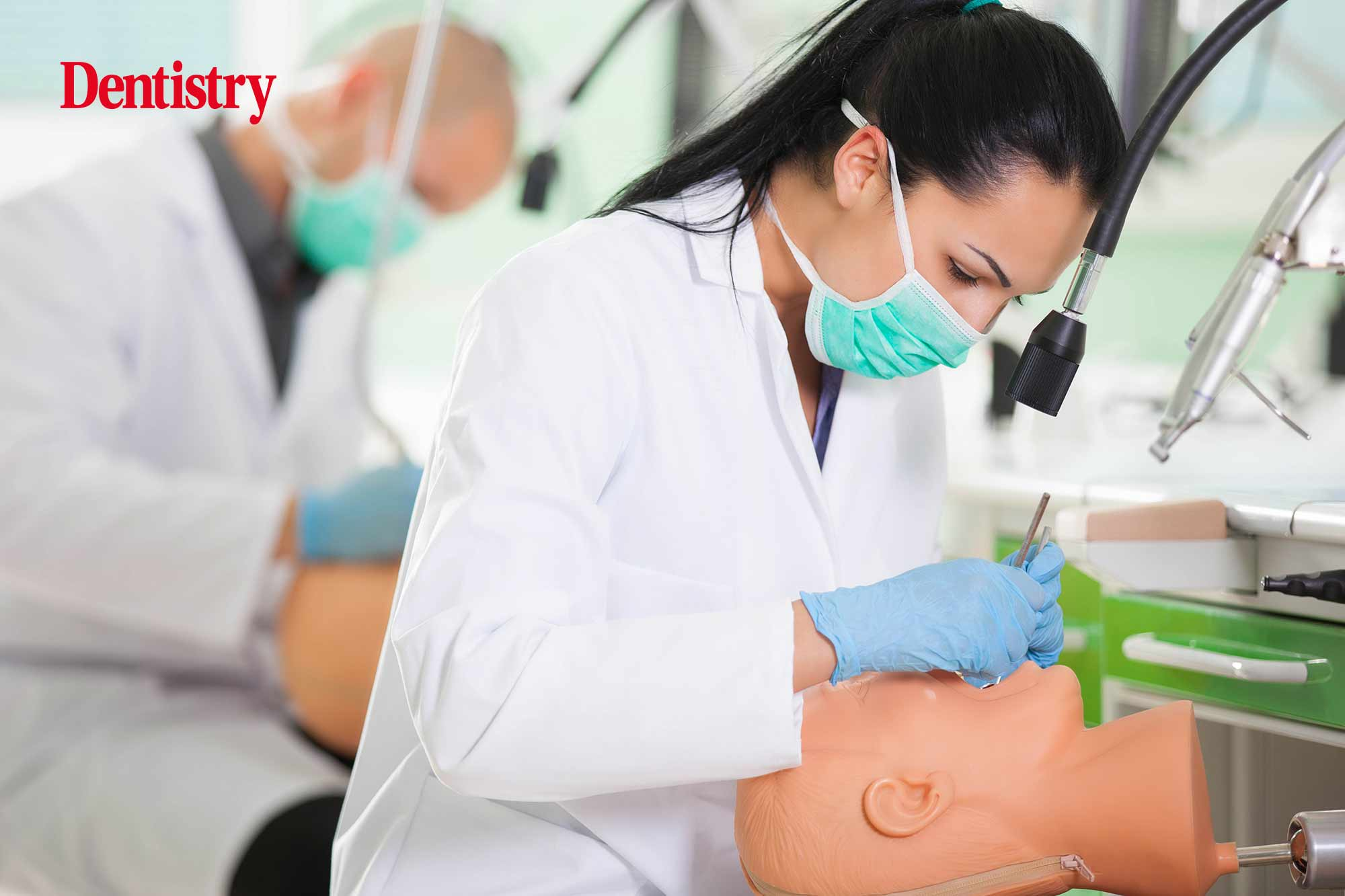A record number of students applied to study dentistry at university, according to new figures