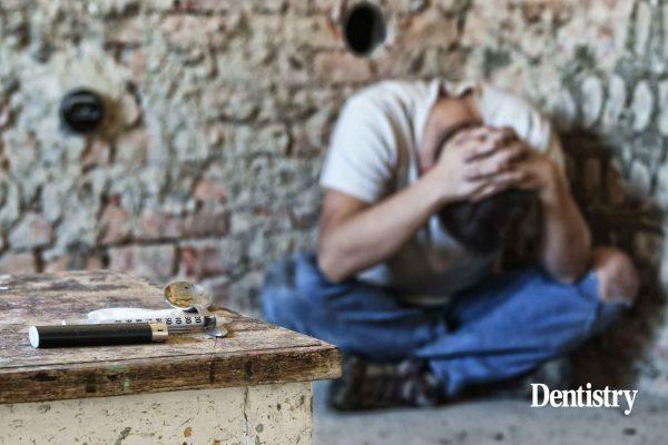 drug abuser in prison