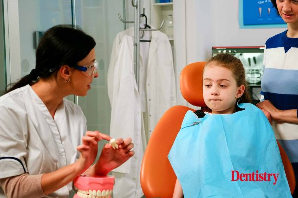 nine-year-old girl waits nine months for tooth removal