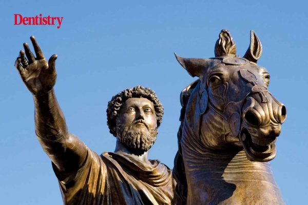 Uzair Dadabhai debunks the myths surrounding stoicism and how it can make for better dentistry